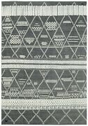 10x14 Modern Moroccan Manhattan Brand Hand-knotted Area Rug Contemporary Carpet