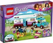 Lego Friends Horse Vet Trailer 41125 Kit 370 Pieces New In Sealed Box Retired