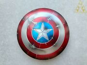 Hot Toys Mms174 Captain America Shield 1/6 Scale
