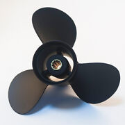 Boat Aluminum Outboard Propeller 9.9x11 For Tohatsu 25-30hp 3 Blade