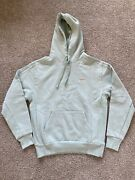Adidas Originals Skateboarding Shmoo Hoodie Teal Green Fm1389 Menand039s Size Small