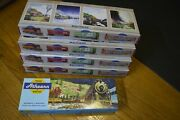 Athearn, Walthers Ho Mixed 70' Thrall And Husky Cars/containers 1990s Cn, Bn, Ttx