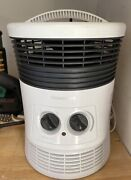 Honeywell 360 Degree Surround Heater With Fan Forced Technology
