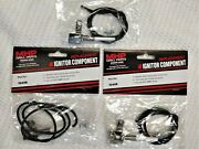Master Forge Gas Grill 3 Pack Ceramic Igniter Collector Box Probe 29 Wire