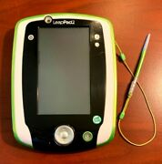 Leapfrog Leappad 2 Explorer Learning System Green And White Edition, Very Good