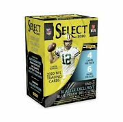 2021 Nfl Select Football Trading Card Blaster Box Lot Of 3 - In Hand