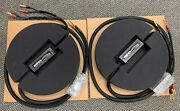 Mit Mtrxhd38bw-8 Bi-wired Speaker Cable 8and039 Pair