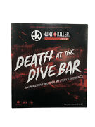 Hunt A Killer - Death At The Dive Bar - Excellent Condition - Used