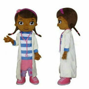 Oem Doc Mcstuffins Mascot Costume Dress Party Game Outfits Adults Size