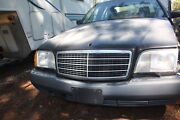 Mercedes 500sel 92 Parts Car Parting Out , W140 S Class