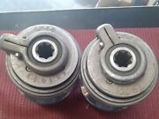 Pair Of Winch Henkess 22 S Used Perfectly Working