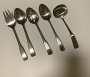 Reed And Barton Rebacraft Stainless Flatware Serving Pieces 5
