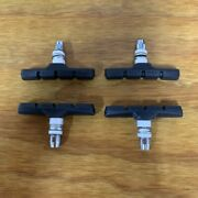 Bicycle Brake Pads For Schwinn Occ Chopper, Mountain Bikes And Others New Black