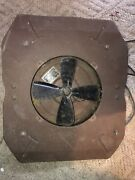 1940s Chevy Under Seat Hot Water Heater Original Gm Model Uh-141.  Untested