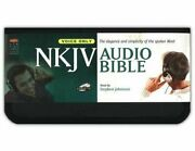 Audio Bible Nkjv New King James Version Voice Only 58 Cds New In Carrying Case