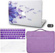 Laptop Case Compatible With Macbook Pro 13 2021/2020touch Bar W/keyboard Co