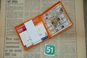 Soviet Russian Nuclear Attack Civil Defense First Aid Kit Ai-2 Collectible Z51