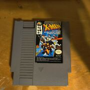 The Uncanny X-men Nes Nintendo Cleaned Tested Free Shipping