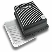 Ppe Heavy Duty Brushed Aluminum Aisin As69rc Transmission Pan For 2013-2020 Ram