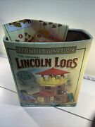 Vintage Lincoln Logs Frontier Junction