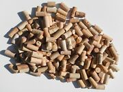 200 Natural Used Wine Corks • No Synthetic, No Champagne