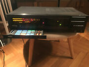 Jvc Victor Dd-vr9 Top Cassette Deck In Like A New Condition Full Serviced Rare