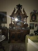 Mitchell And Rammelsberg Victorian Sideboard