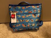 Disney Harveys Mickey Mouse And Friends Play In The Park Streamline Backpack