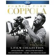 Francis Ford Coppola 5 Film Collection Blu-ray New