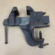 Vintage Stanley 746 - 3 Inch Clamp On Bench Vise