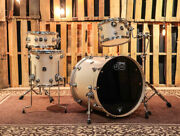 Dw Performance Satin Natural Drum Set - 18x228x1214x146.5x14