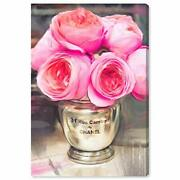 The Oliver Gal Artist Co. Floral And Botanical Wall Art Canvas Prints 'rue Ca...
