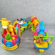 Fisher Price Amazing Animals Sing And Go Choo Choo Train With 5 Animals...works