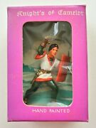 Starlux Knights Camelot Plasticum Figure Soldier Vintage New Old Stock Orig Box