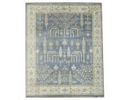 8x10 Oushak Willow Tree Hand-knotted Wool Area Rug Oriental Carpet 8'1 X 9'8