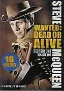 Wanted Dead Or Alive 1958/ Mill Creek Entertainment Season 1- Part 1