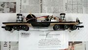 Williams Pa-1 Pa211 A New Power Chassis - Black Frame And Fuel Tank - Closeout