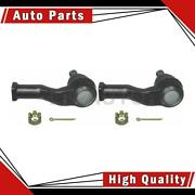 Moog Chassis Products Outer 2 Of Steering Tie Rod Ends For Mazda Miata