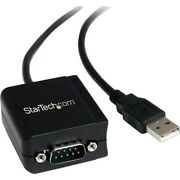 Startech Usb To Serial Adapter - Optical Isolation - Usb Powered - Ftdi Usb To S