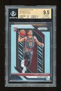 2018-19 Trae Young Panini Prizm Silver Rookie Card Rc 78 Hawks Bgs 9.5 Gem Mint