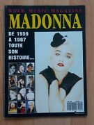 Madonna Special Rock Music Magazine All About Her 1957-1987 French Text 32pg