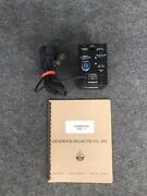 Chadwick-helmuth M11 Vibrex Calibrator With Manual - Last One