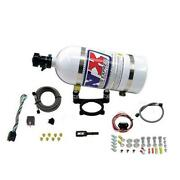 Nitrous Express 5.0l 4 Valve Coyote Plate System 50-200hp With 10lb Bottle 209