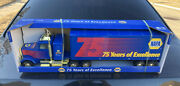Nylint Napa Semi Tractor Trailer 75 Years Of Excellence Metal Usa Made 345-n