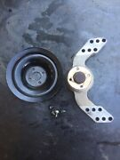 Kawasaki Fd750 27hp Liquid Cooled Engine Fan Pulley And Mount... Wb15