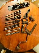 Stanley Planes And Tool Lot Rabbit 192 And Defiance Overseas Purchase No Returns