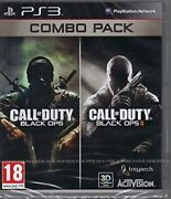 Call Of Duty Black Ops 1 And 2 Combo Pack Ps3 By Activision