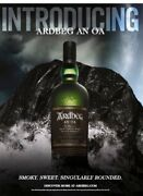 Ardbeg An Oa Poster 18 By 27 New