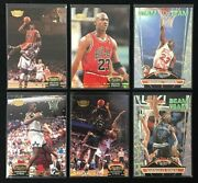 1992-93 Topps Stadium Club Nba Basketball Members Only Master Set With Beam Team