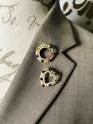 Vtg 👑 Trifari Brooch Pin Vintage Alfred Philippe 1955 Collectible Jewelry Set